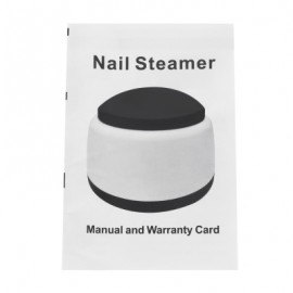 Electric Steam off Nail Steamer