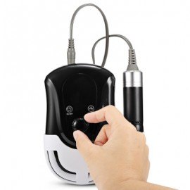 Electric Nail Polisher with LED Display