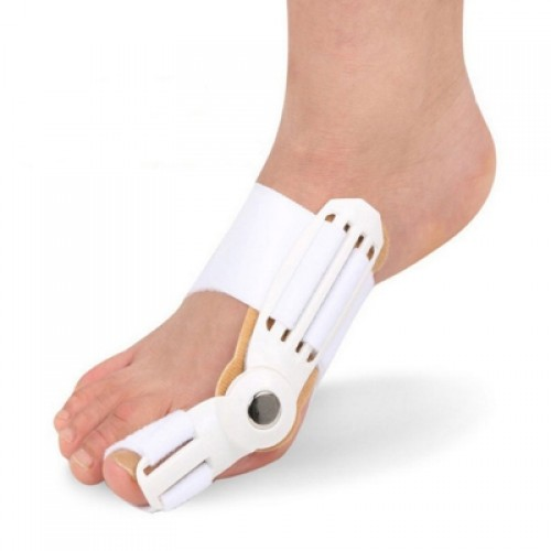 Foot Thumb Valgus Big Foot Orthodontic Device Belt Day and Night Aid Appliance