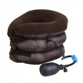Cervical Neck Vertebra Traction Brace Neck Massage..