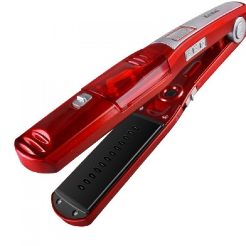 Kemei KM-3011 Hair Straightener Comb Ceramic Hair Iron Electric Hair Straighteni